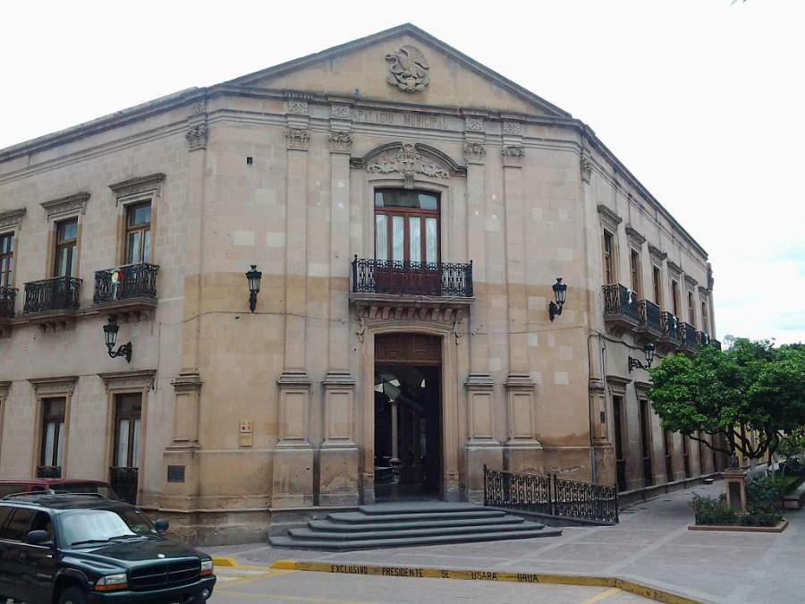 Palacio Municipal de Lagos de Moreno, Jalisco