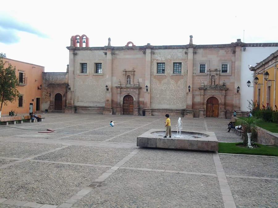 Rinconada de las Capuchinas en Lagos de Moreno