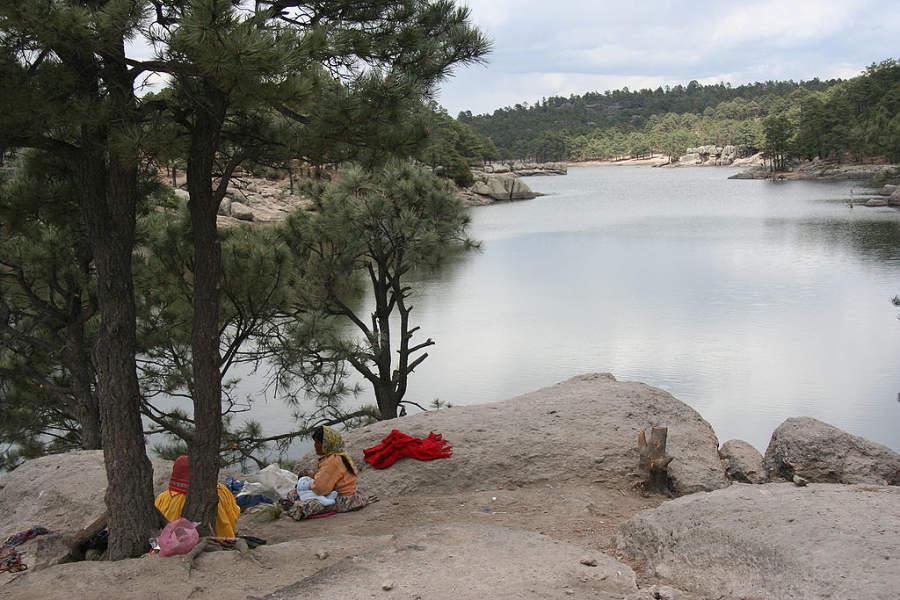 Bocoyna se encuentra anclada en la sierra Tarahumara