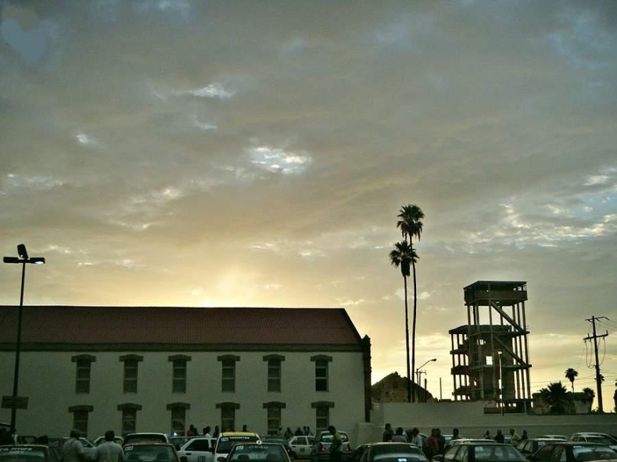 Antigua fábrica de jabones en Gómez Palacio