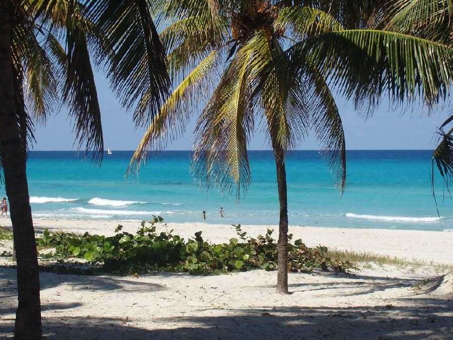 Playas de arena blanca de Varadero