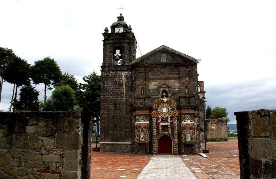 San Esteban Tizatlán, Tlaxcala, México
