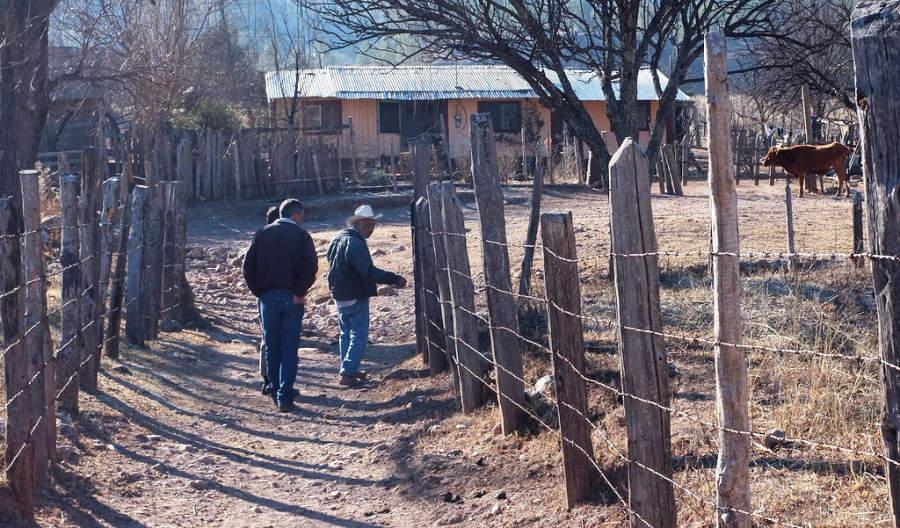 Rancho en Cerocahui