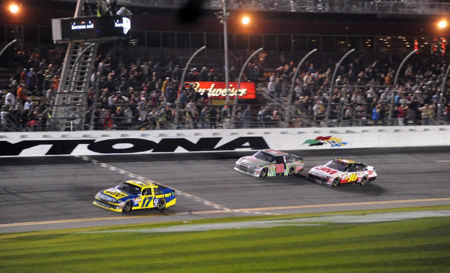 El autódromo Daytona International Speedway es sede de la carrera 500 Millas de Daytona