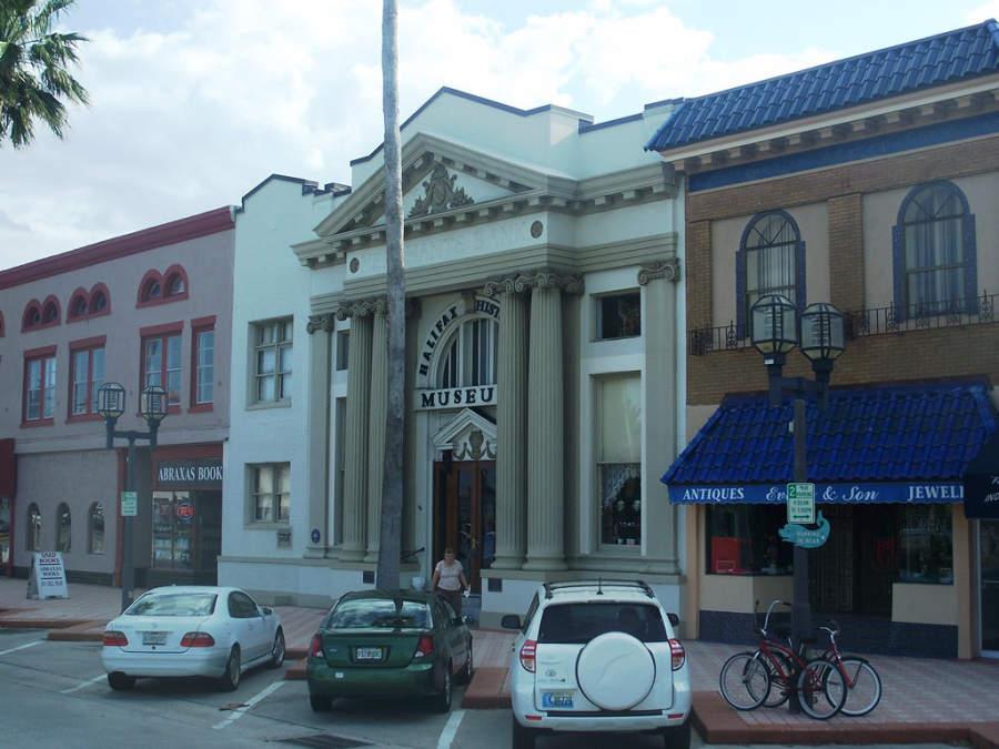 Fachada del Museo Histórico de Halifax en Daytona Beach