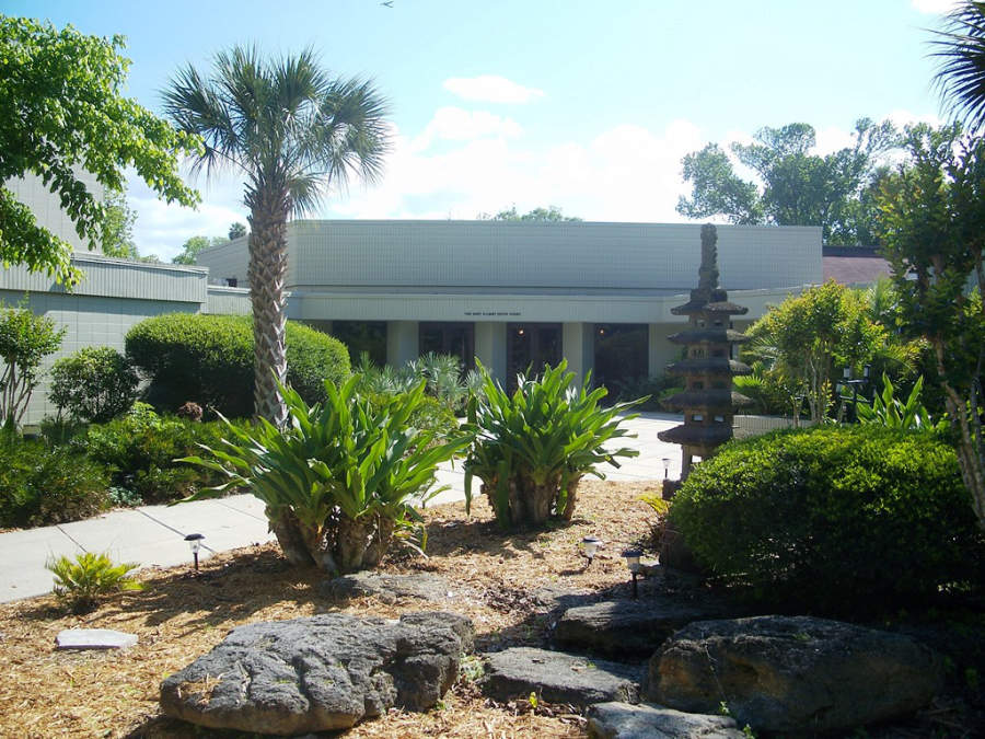 Museo de Artes de Artes y Ciencias de Daytona Beach, uno de los más importantes de Florida