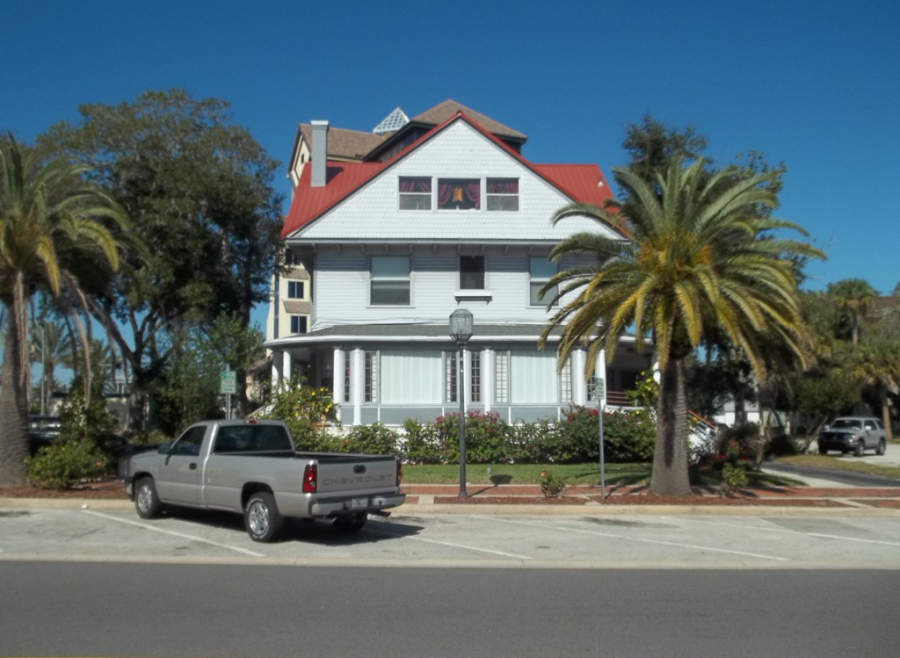 The Amos Kling House, uno de los sitios históricos de Daytona Beach