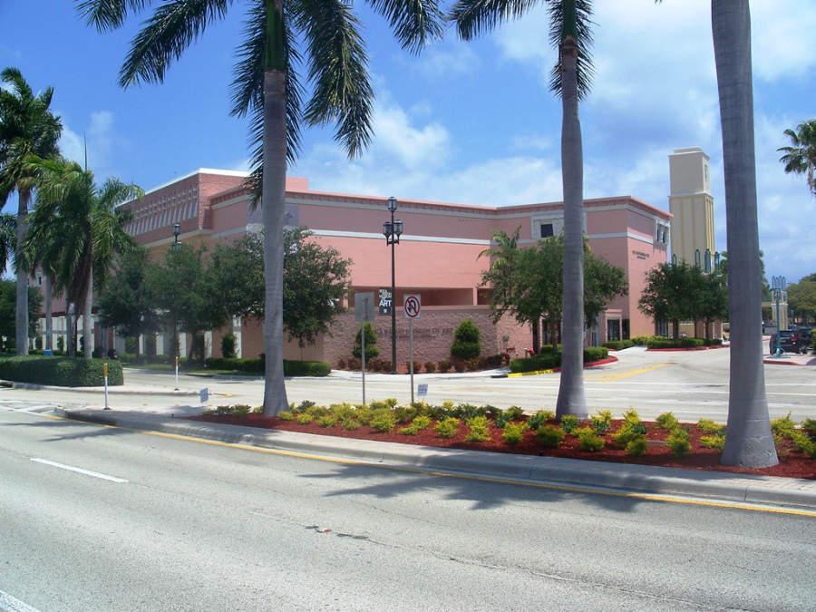 Museo de Arte de Boca Ratón