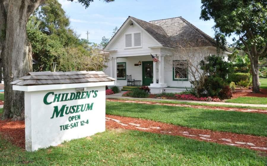 Museo del Niño en Boca Ratón, el primer museo para niños de Florida