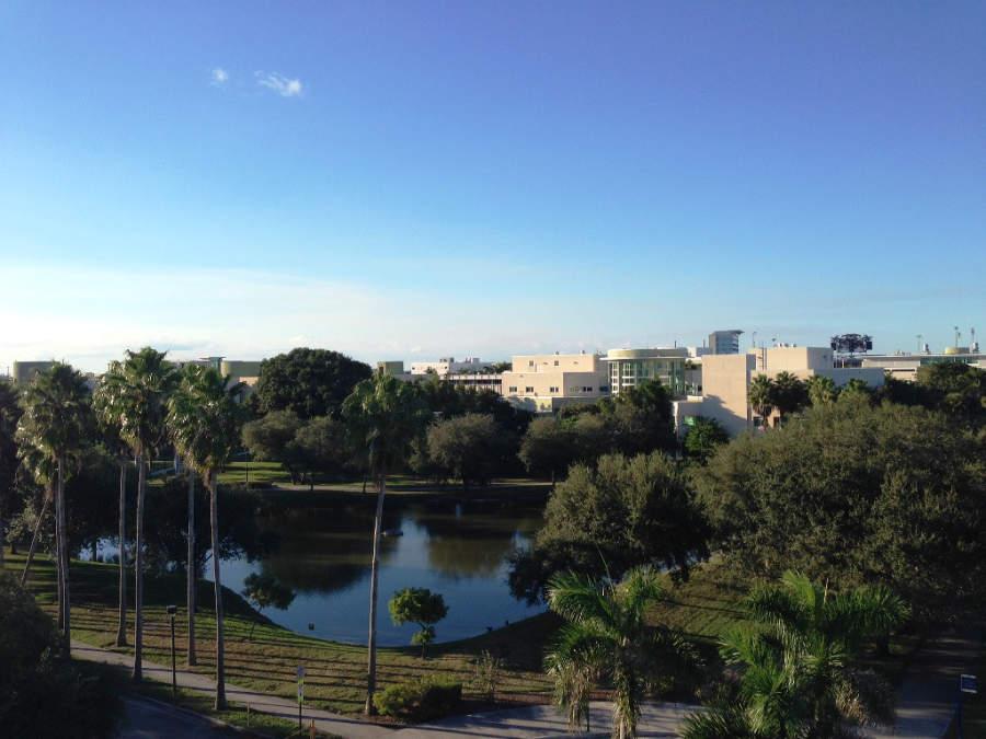 Universidad de Florida Atlantic en Boca Ratón