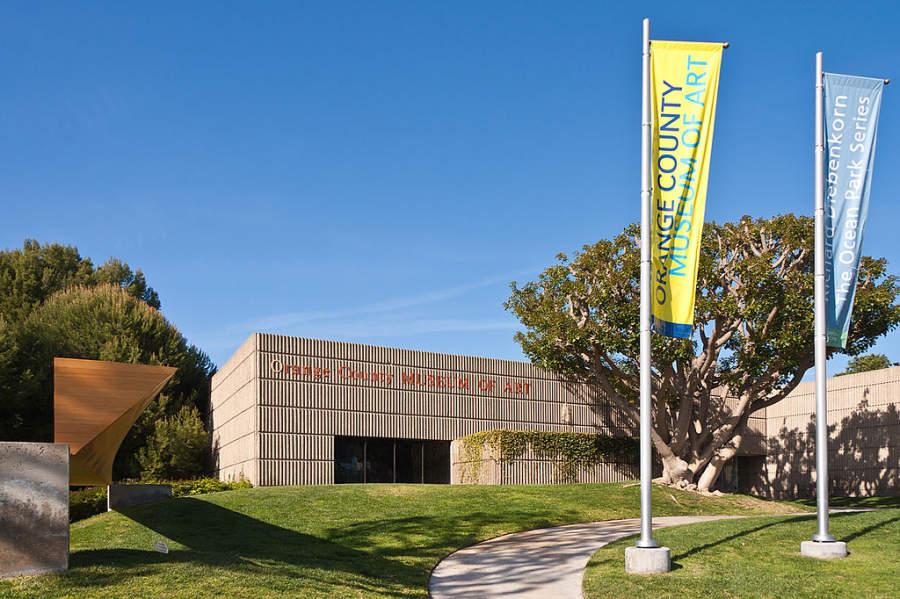 Museo de Arte del Condado Orange en Newport Beach
