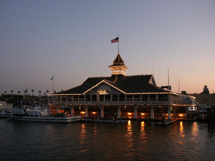 El Pabellón Balboa es un edificio construido en 1906