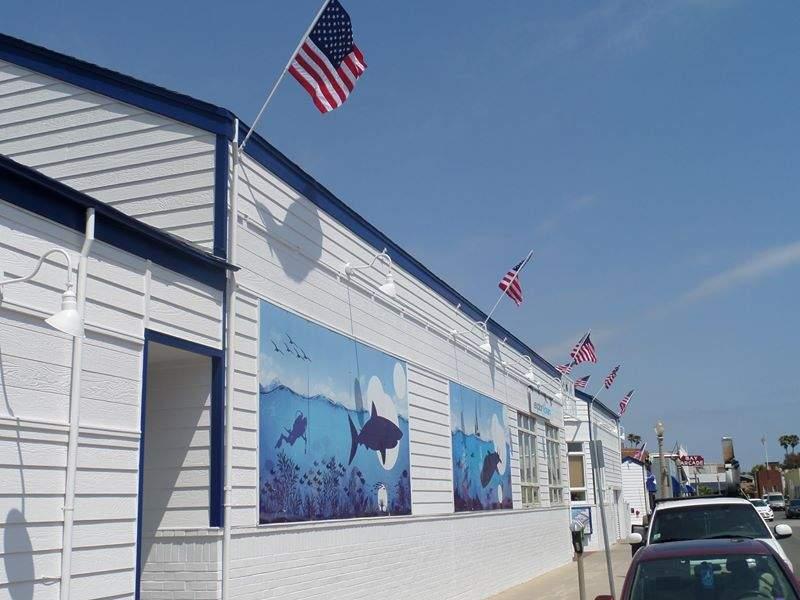 ExplorOcean es un museo dedicado a la preservación de los océanos