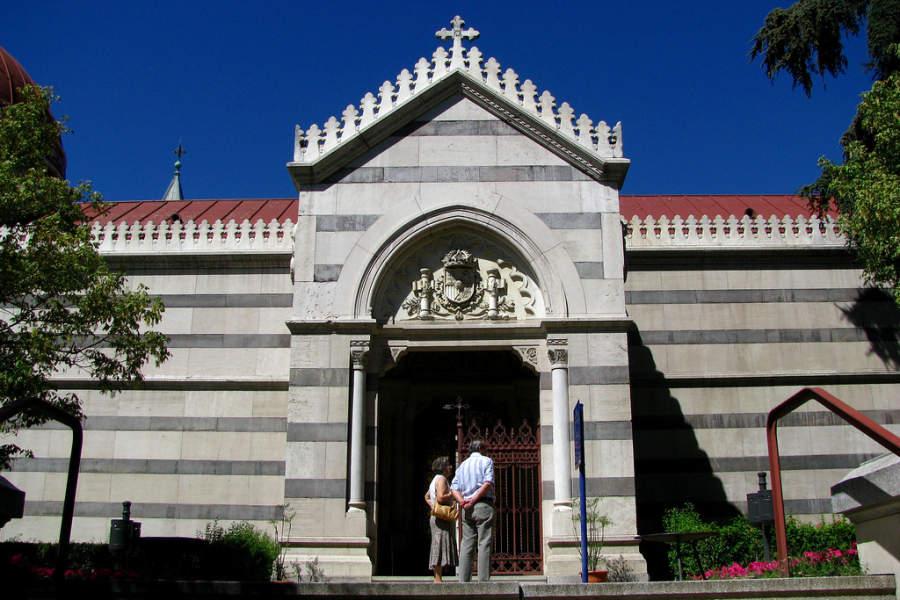 Panteón de Hombres Ilustres en Madrid