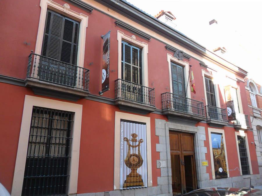Museo Romántico en Madrid