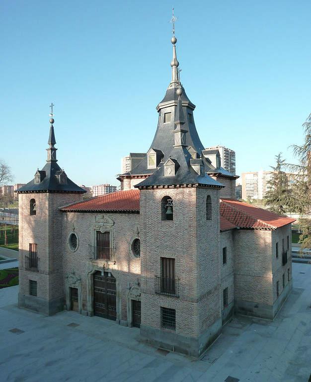 Ermita de la Virgen del Puerto de Madrid