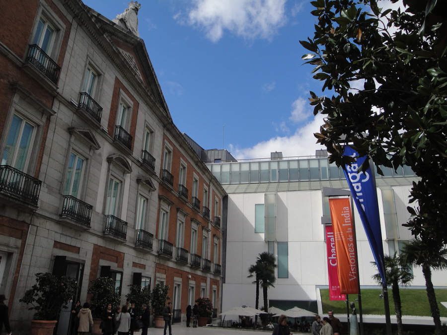 Museo Thyssen-Bornemisza en Madrid