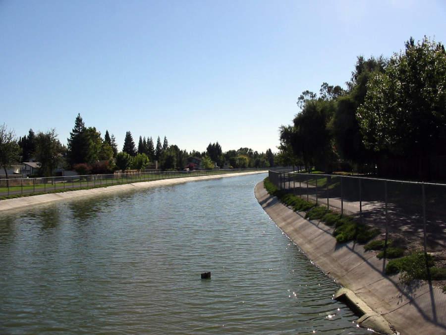 Canal Pocket en Sacramento, California