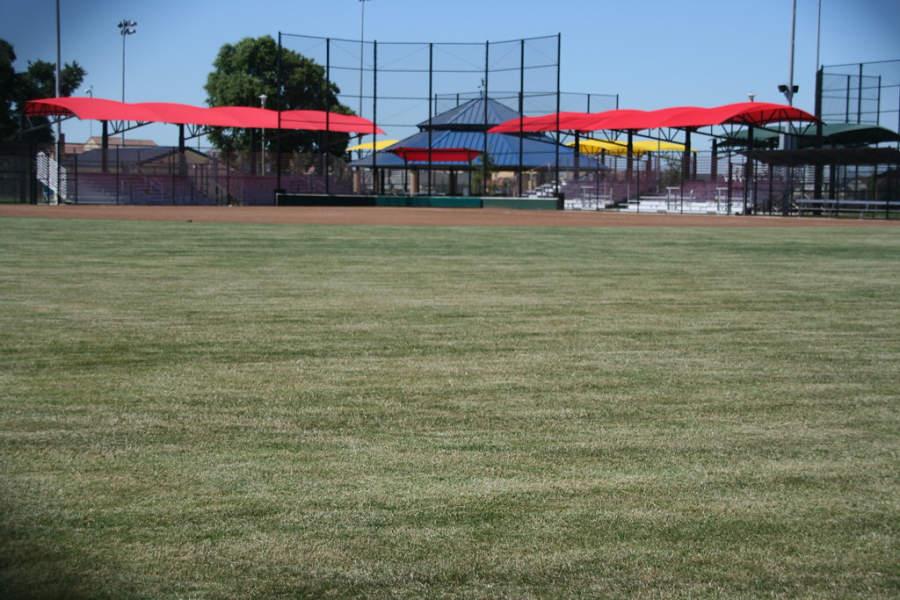 Parque Bartholomew con instalaciones deportivas en Elk Grove, California