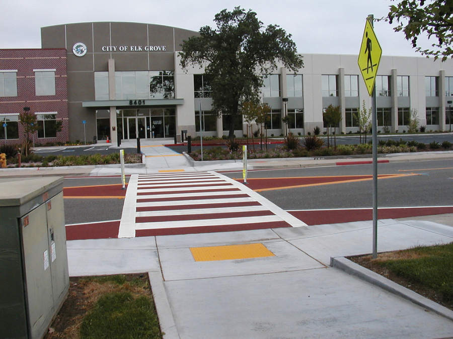 Edificio gubernamental en Elk Grove