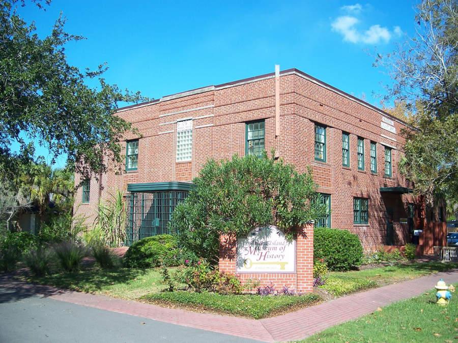 Museo de Historia de la Isla de Amelia, primer museo hablado de Florida