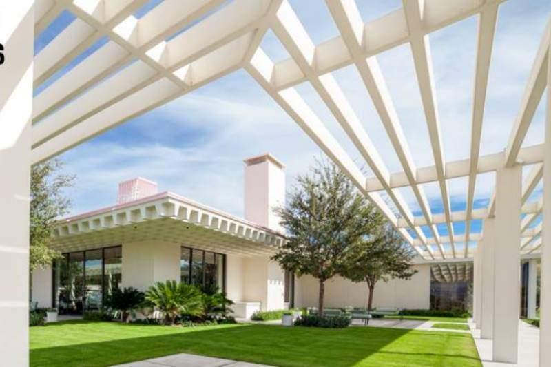 Sunnylands tiene su sede en Rancho Mirage