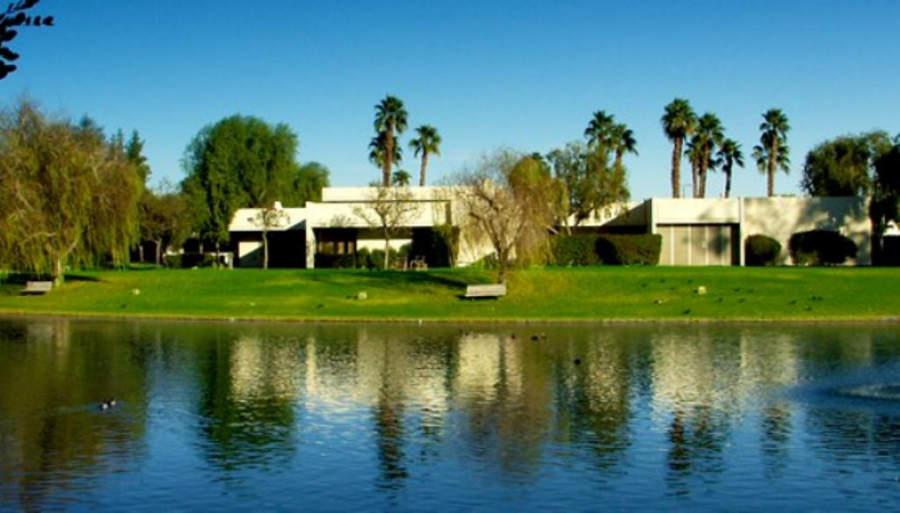 El Centro Betty Ford tiene su clínica y centro de investigación en Rancho Mirage