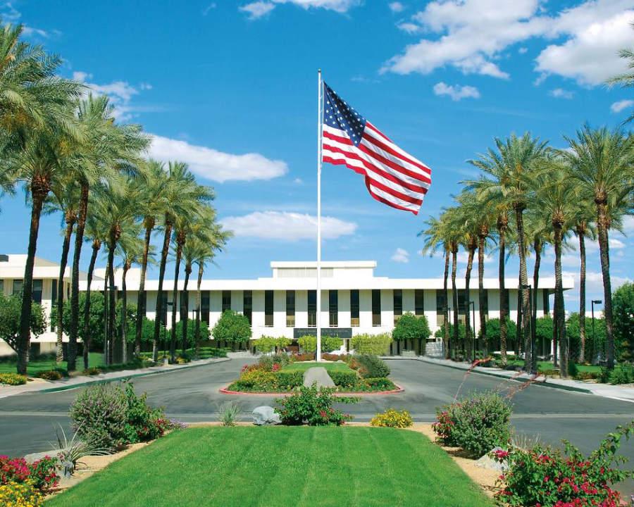 Hospital Eisenhower Medical Center, uno de lo más prestigiosos de California