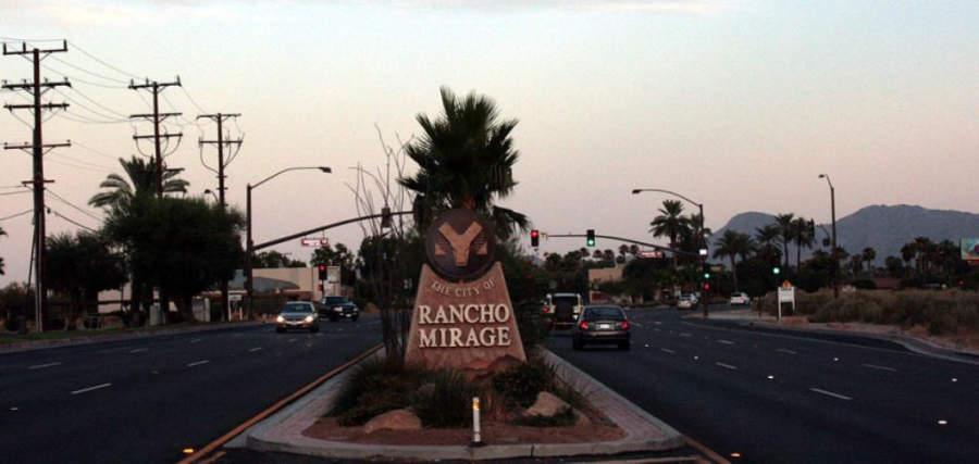 Emblema de Rancho Mirage