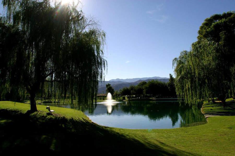 Jardines del Centro Betty Ford