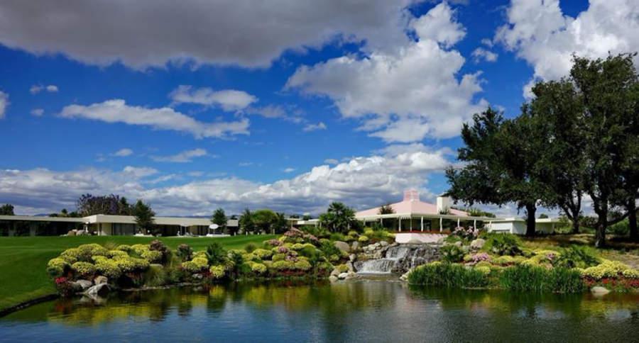 Visita los magníficos jardines de Sunnylands en Rancho Mirage