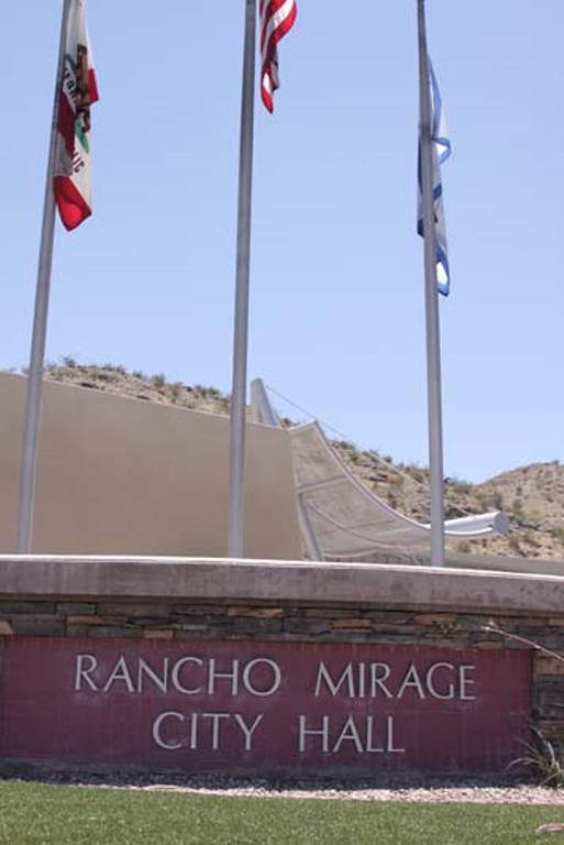 Rancho Mirage es una ciudad localizada en el condado de Riverside