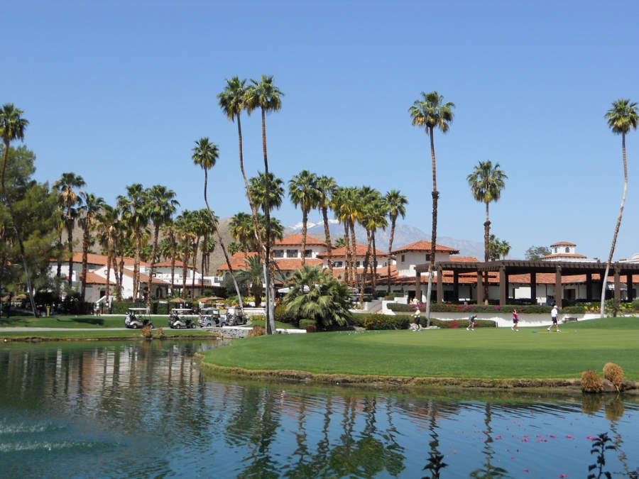 Ranchos Mirage es un importante destino de golf
