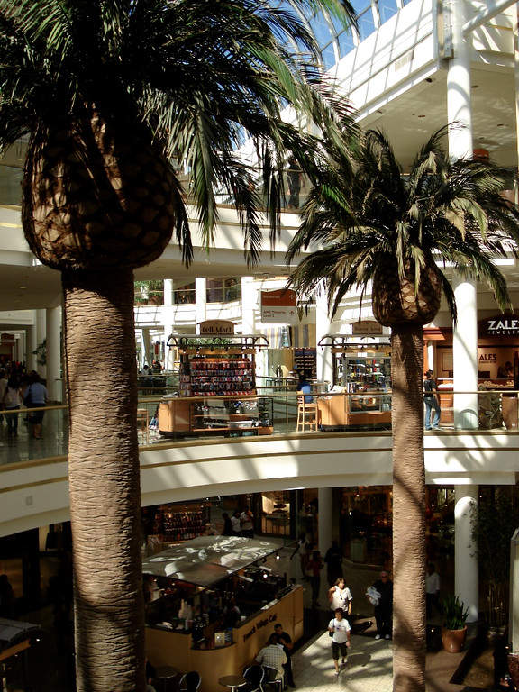 Centro comercial South Bay Galleria en Redondo Beach