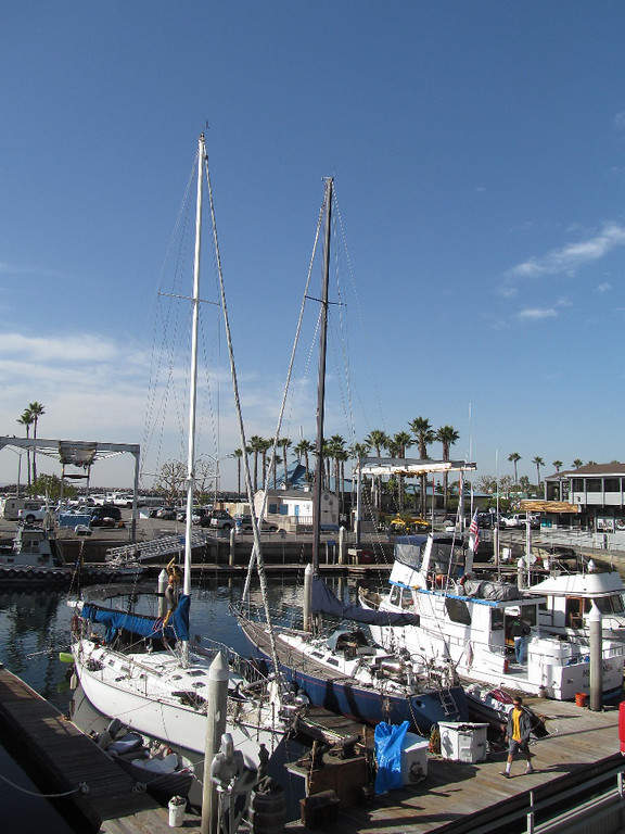 Marina de Redondo Beach, California