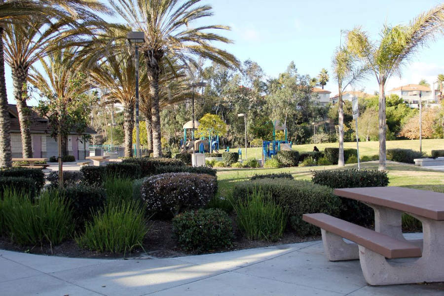 Parque Martin Luther King Jr en Oceanside, California