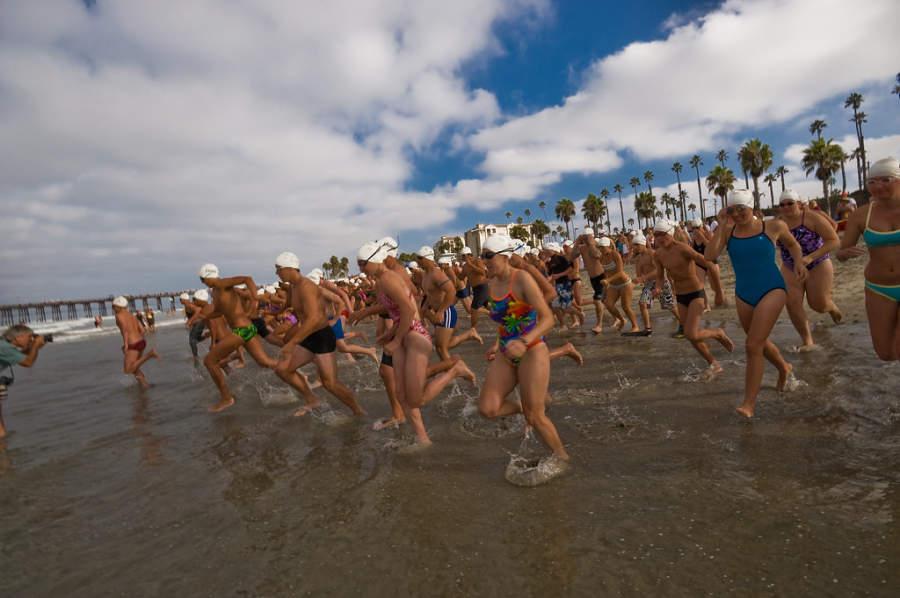 Oceanside organiza diversos eventos deportivos a lo largo del año