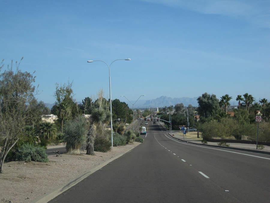 La ciudad de Tempe se encuentra en el estado de Arizona