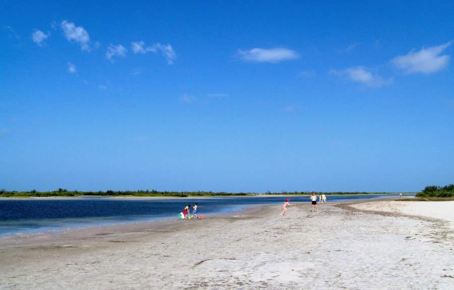 Playa Tigertail, Marco Island, Florida