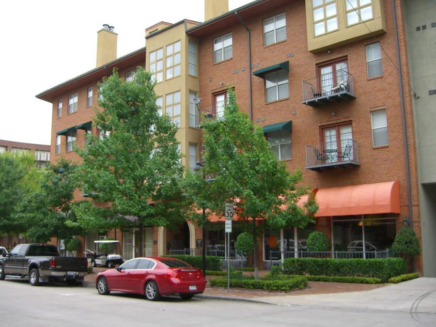 Hotel en el centro de Addison, ciudad ubicada al norte de Dallas
