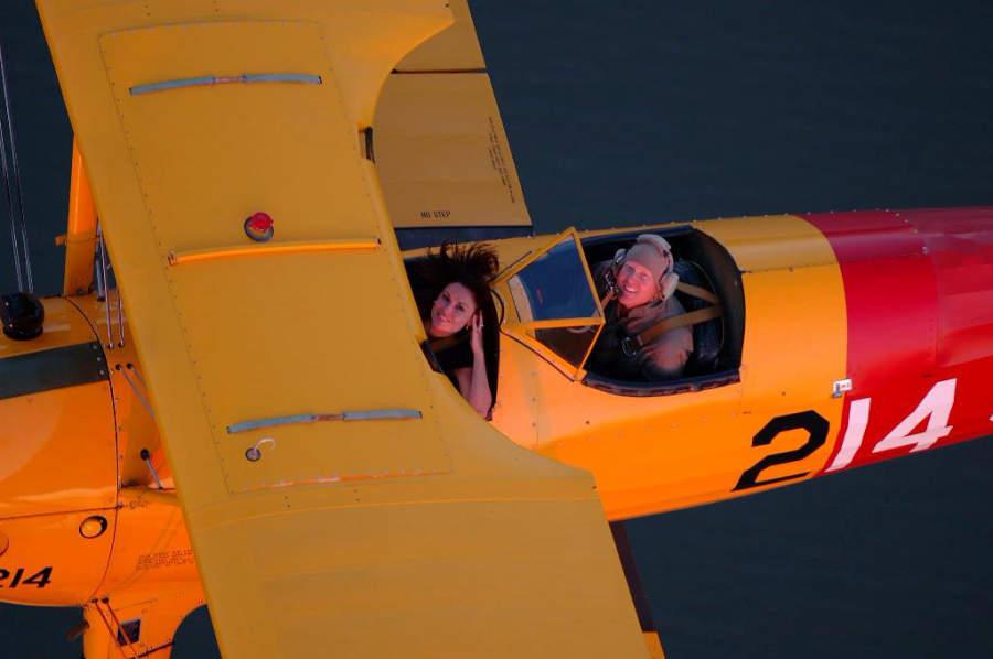 En el Museo de Aviación Cavanaugh podrás organizar un paseo por los cielos de Addison