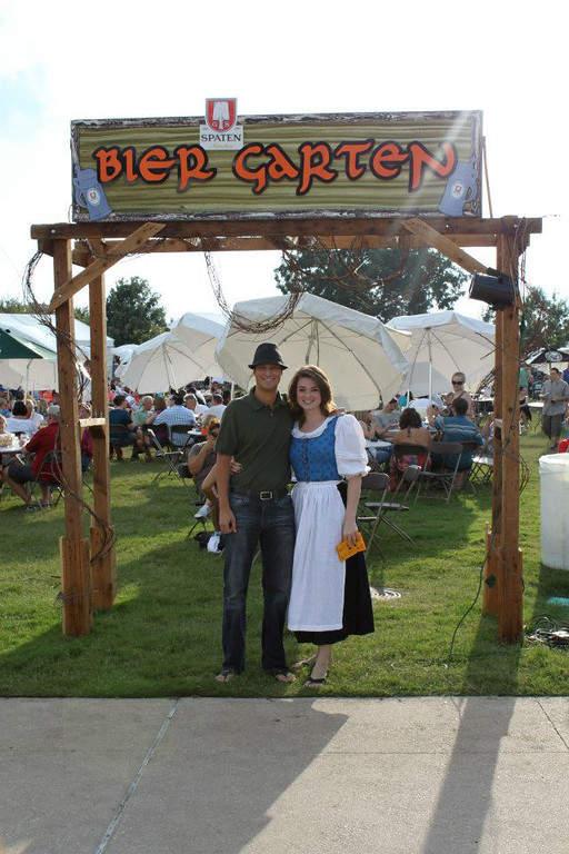 Uno de los eventos que más llaman la atención en Addison es la celebración de Oktoberfest