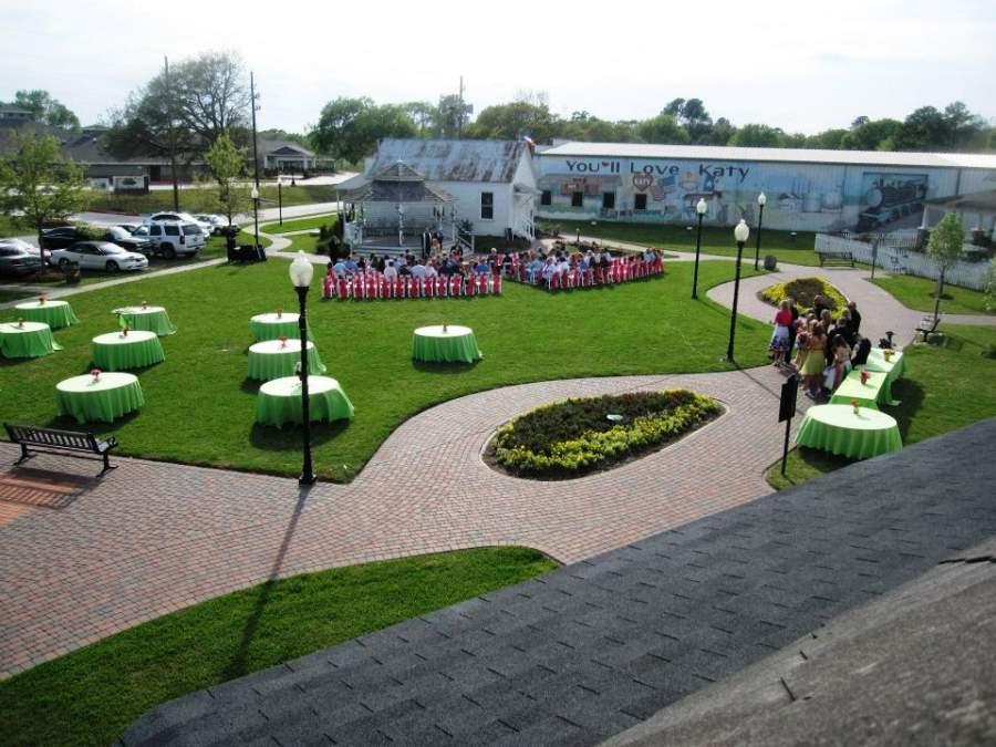 Vista del Katy Heritage Park