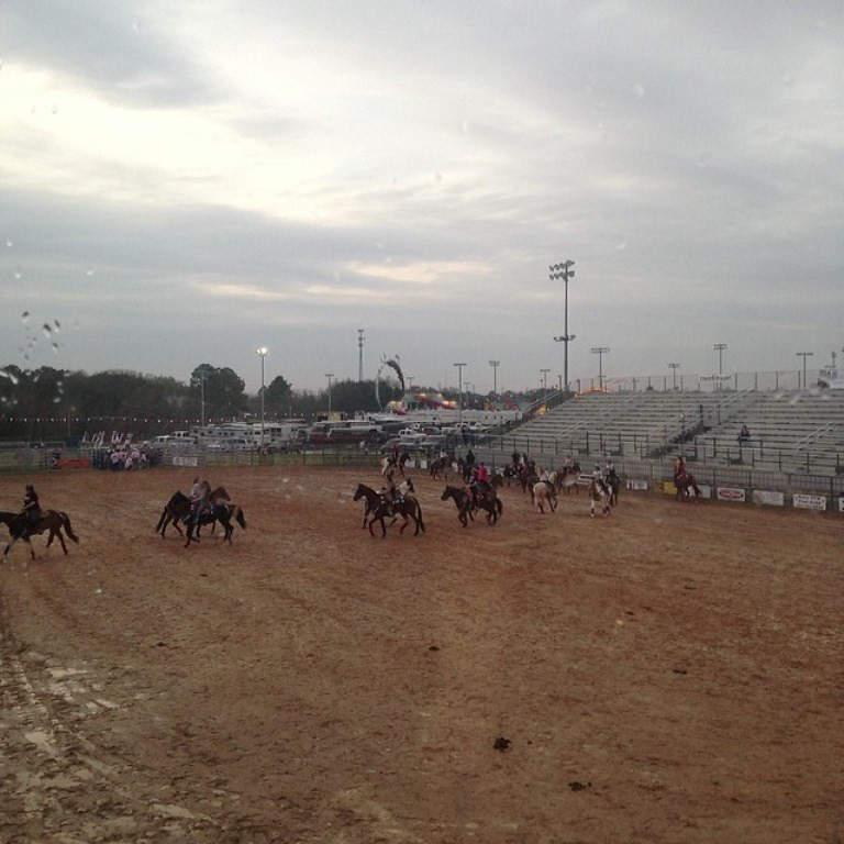 En Katy se organiza un evento que atrae a profesionales del rodeo