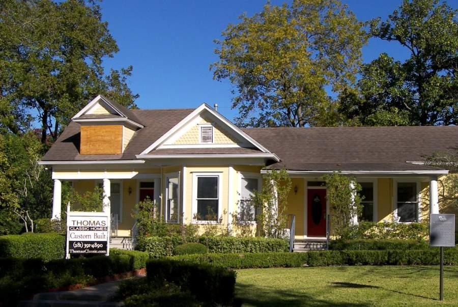 Casa típica en Katy, Texas