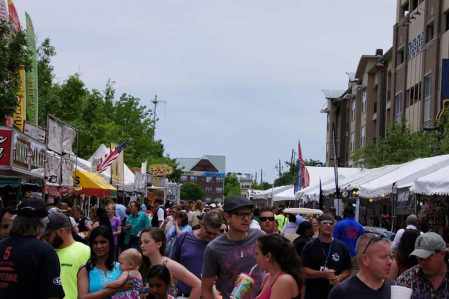El Festival de Arte y Música Wildflower! reune año con año a bandas musicales