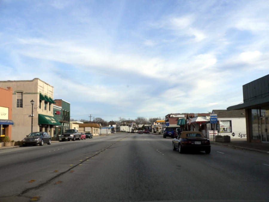 Richardson tiene museos, centros artísticos y algunos edificios antiguos