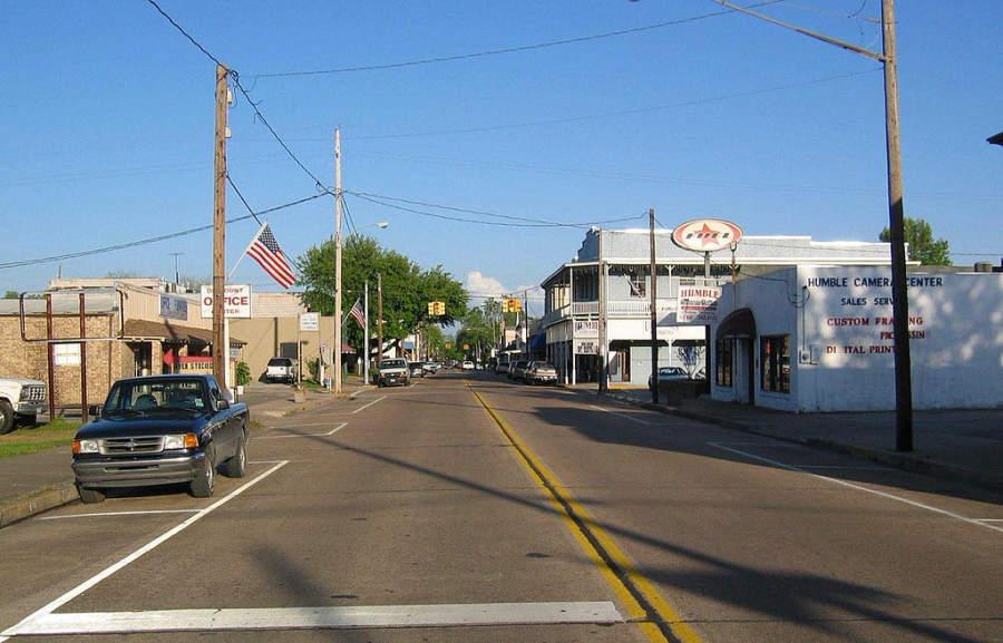 Humble es una ciudad ubicada en el condado de Harris, Texas