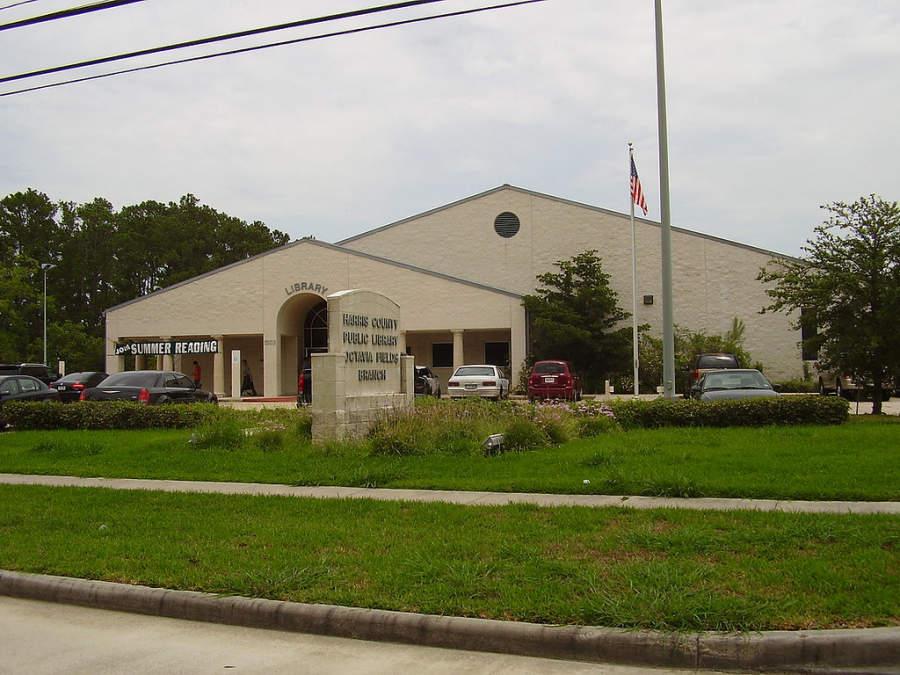 Biblioteca Octavia Fields, Humble, Texas