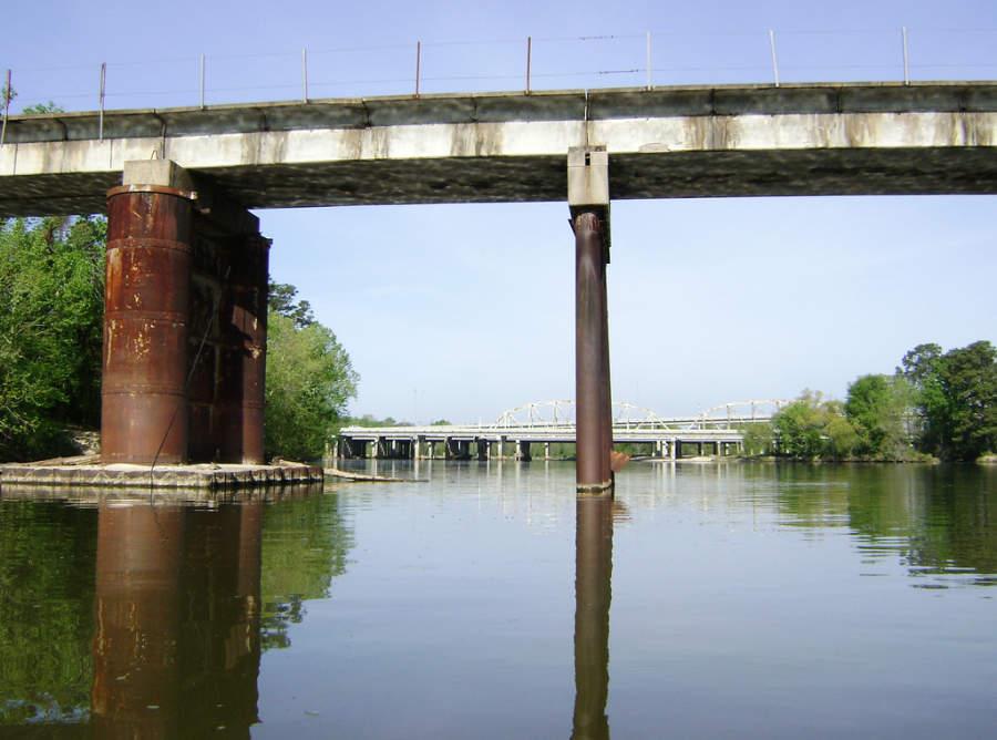 Río San Jacinto, Humble, Texas